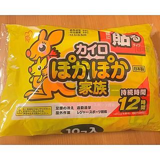 アイリスオーヤマ(アイリスオーヤマ)のカイロ 10個(日用品/生活雑貨)