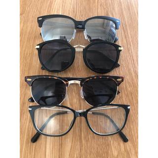 Ray-Ban - サングラス眼鏡4本セット