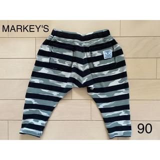 マーキーズ(MARKEY'S)のMARKEY'S  マーキーズ サルエルパンツ 80 90(パンツ/スパッツ)