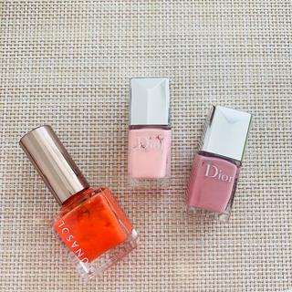 ディオール(Dior)の【Dior LUNASOL】ネイルセット(マニキュア)