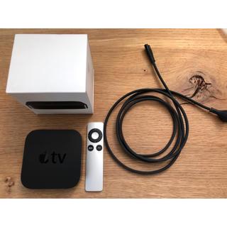 Apple - Apple TV  第3世代 A1469 箱有り 送料無料