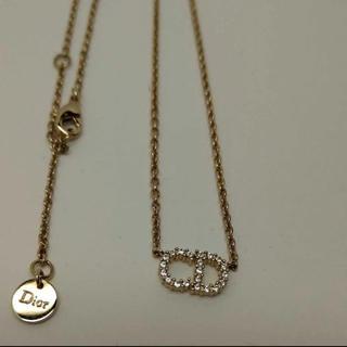 ディオール(Dior)のCLAIR D LUNE ネックレス(ネックレス)