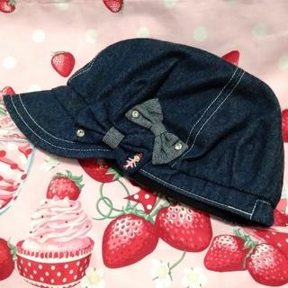 ミキハウス(mikihouse)のLサイズ🐻ミキハウス🐻キャスケット👒帽子🎩(帽子)