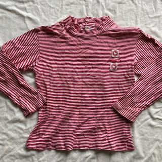 サンリオ(サンリオ)のサンリオ ハローキティ 長袖Tシャツ 130(Tシャツ/カットソー)
