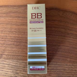 ディーエイチシー(DHC)のDHC 薬用 BBクリーム GE ナチュラルオークル02(BBクリーム)