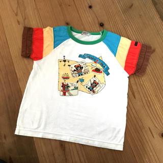 DOUBLE.B - ミキハウス☆ダブルBのTシャツ