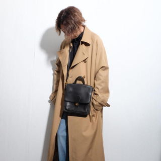COACH - OLD COACH leather bag