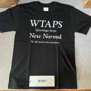 W)taps - WTAPSダブルタップスTシャツNEWNORMALサイズM新品ネイバーフッド