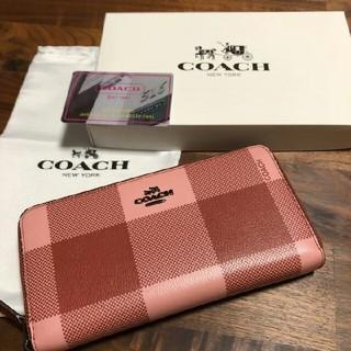 COACH - COACH財布コーチ長財布 F男女兼用
