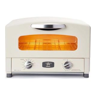 AET-GS13B/W オーブントースター アラジン2枚焼きグラファイトトースタ