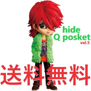 バンプレスト(BANPRESTO)の激安!hide Q posket vol.5 ノーマルカラー ver. ヒデ(ミュージシャン)
