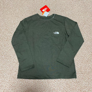 THE NORTH FACE キッズ ロンTシャツ