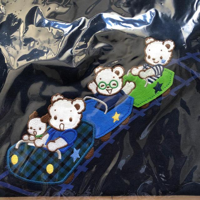 familiar(ファミリア)のファミリア半袖Tシャツ110 キッズ/ベビー/マタニティのキッズ服男の子用(90cm~)(Tシャツ/カットソー)の商品写真