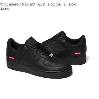 NIKE - Supreme Nike Air Force 1 Low