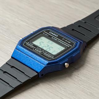カシオ(CASIO)の10/31迄【CASIO】カシオ チープカシオ 腕時計 F-91WM-2A(腕時計)