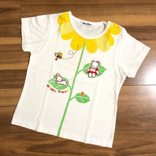 familiar - ファミリア Tシャツ 110