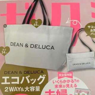 DEAN & DELUCA - ゼクシィ 11月号 付録 DEAN & DELUCAディーン&デルーカエコバッグ