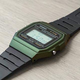 カシオ(CASIO)の10/31迄【CASIO】カシオ チープカシオ 腕時計 F-91WM-3A(腕時計)