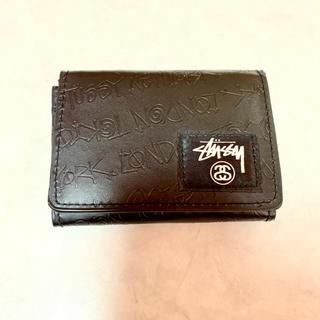 ステューシー(STUSSY)のSTUSSY 付録 財布 (折り財布)