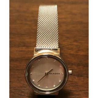 スカーゲン(SKAGEN)のSKAGEN スカーゲン 腕時計 レディース(腕時計)