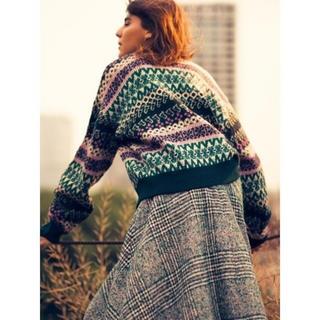 フレイアイディー(FRAY I.D)のFRAYI'D⭐︎編み込みセーター新品⭐︎いいねお値引き致しました(ニット/セーター)