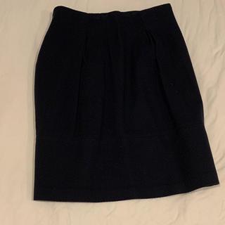 JILLSTUART - ジル・スチュアート ネイビーのスカート