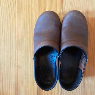 ダンスコ(dansko)のダンスコ 38 24センチ〜24.5 プロフェッショナル オイルドレザー(ローファー/革靴)