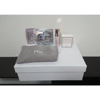 ディオール(Dior)のDior サンプル品セット 詰め合わせ(サンプル/トライアルキット)
