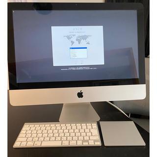 Mac (Apple) - Apple iMac 21.5インチMid2011  4GB  1Tデスクトップ