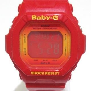 カシオ(CASIO)のカシオ 腕時計美品  Baby-G BG-5600SA(腕時計)