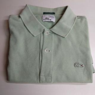 ラコステ(LACOSTE)のLACOSTE vintage washed ポロシャツ(ポロシャツ)