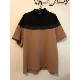 カラー(kolor)のkolor 20SS モックネック Tシャツ 1(Tシャツ/カットソー(半袖/袖なし))