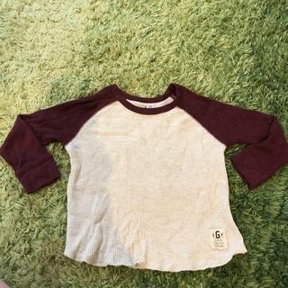 ギャップ(GAP)の抹茶様専用サーマルロンティーとデニム風シャツ(Tシャツ/カットソー)