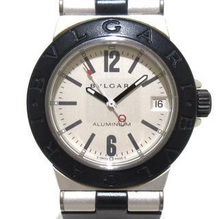 BVLGARI - ブルガリ 腕時計 アルミニウム AL32TA