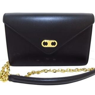セリーヌ(celine)のセリーヌ 財布美品  10F823CQR.38NO 黒(財布)