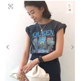DEUXIEME CLASSE - GOOD ROCK SPEED/グッドロックスピードQUEEN Tシャツ