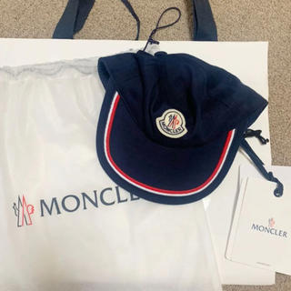 MONCLER - 新品モンクレール キャップ