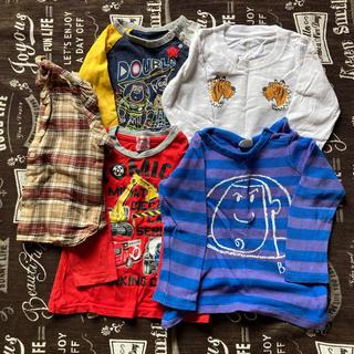 コムサイズム(COMME CA ISM)の90〜95サイズ 男の子 ロンTセット(Tシャツ/カットソー)