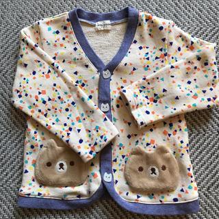 キッズズー(kid's zoo)の90サイズ 上着 カーディガンkid'szoo(カーディガン)