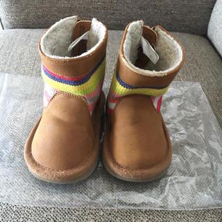 ベビーギャップ(babyGAP)のベビーギャップ  baby gap ブーツ 12.5センチ(ブーツ)