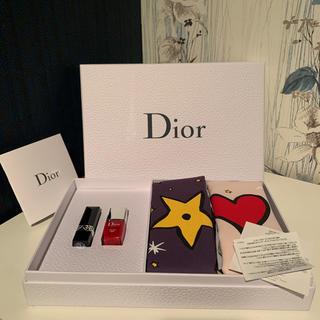 ディオール(Dior)のDior birthdayプレゼント(ノベルティグッズ)