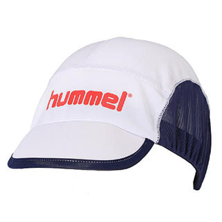 ヒュンメル(hummel)の送料無料 新品 hummel ヒュンメル ジュニアフットボールキャップ(帽子)