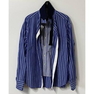 サカイ(sacai)のR200951) sacai 20ss ストライプシャツ 2 (シャツ)