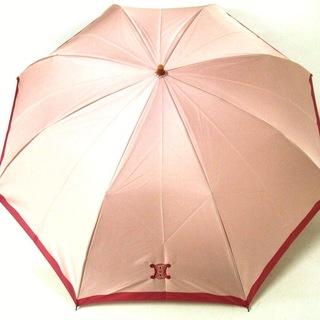 セリーヌ(celine)のCELINE(セリーヌ) 折りたたみ傘美品  -(傘)