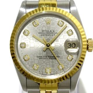 ロレックス(ROLEX)のロレックス 腕時計 デイトジャスト 78273G(腕時計)