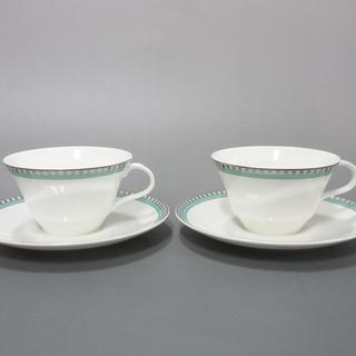 ティファニー(Tiffany & Co.)のティファニー カップ&ソーサー新品同様  -(グラス/カップ)