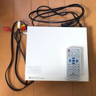 DVDプレーヤー AVケーブルと箱付き(DVDプレーヤー)