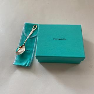 ティファニー(Tiffany & Co.)の新品 未使用 ティファニー  アフタヌーンティーシルバースプーン(カトラリー/箸)