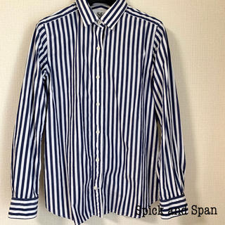 Spick and Span - 【Spick and Span】美品 ストライプシャツ