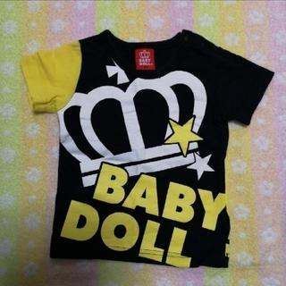 ベビードール(BABYDOLL)のベビー 80 BABY DOLL 半袖 (Tシャツ)